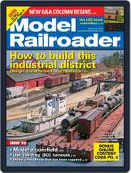 Model Railroader (Digital) Subscription December 1st, 2015 Issue