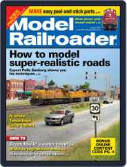 Model Railroader (Digital) Subscription August 1st, 2015 Issue