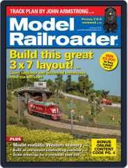 Model Railroader (Digital) Subscription January 1st, 2015 Issue