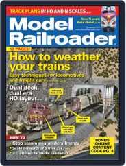 Model Railroader (Digital) Subscription September 25th, 2014 Issue