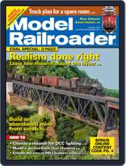 Model Railroader (Digital) Subscription August 22nd, 2014 Issue