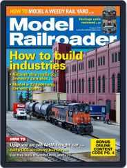 Model Railroader (Digital) Subscription June 20th, 2014 Issue