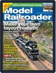 Model Railroader (Digital) Subscription April 21st, 2012 Issue