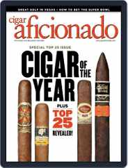 Cigar Aficionado (Digital) Subscription January 1st, 2020 Issue