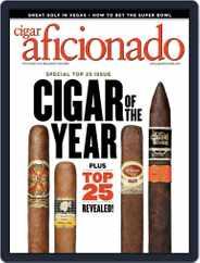 Cigar Aficionado (Digital) Subscription January 1st, 2020 Issue
