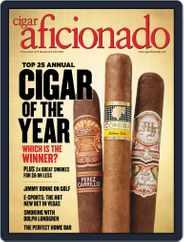 Cigar Aficionado (Digital) Subscription January 1st, 2019 Issue