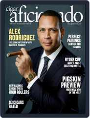 Cigar Aficionado (Digital) Subscription September 1st, 2018 Issue