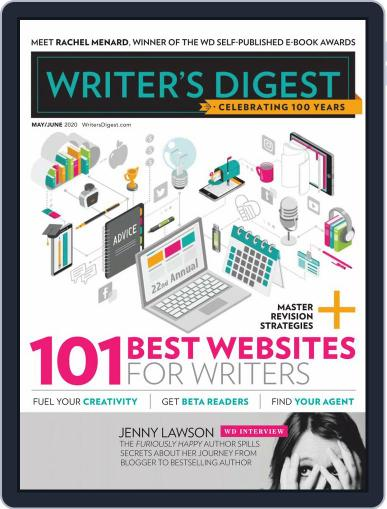 Writer's Digest (Digital) May 1st, 2020 Issue Cover