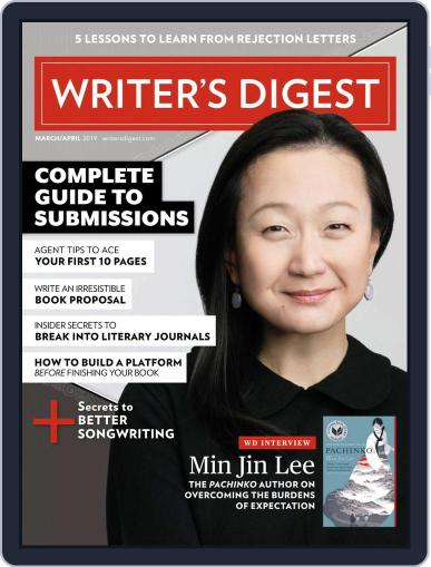 Writer's Digest (Digital) January 30th, 2019 Issue Cover