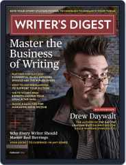 Writer's Digest (Digital) Subscription January 12th, 2016 Issue