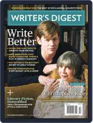 Writer's Digest (Digital) Subscription October 15th, 2013 Issue