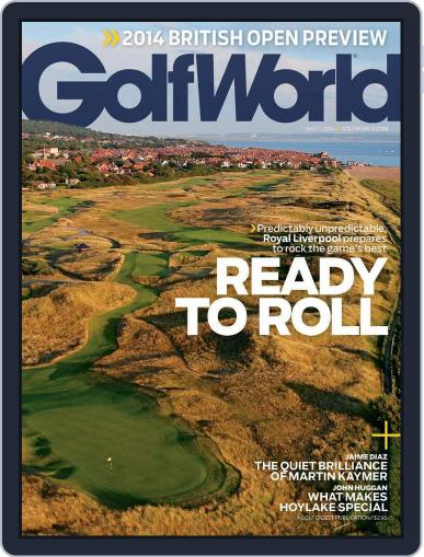Golf World (Digital) July 1st, 2014 Issue Cover
