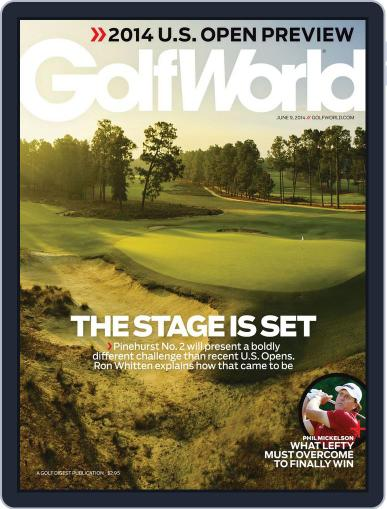 Golf World (Digital) June 3rd, 2014 Issue Cover