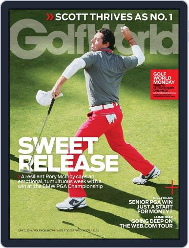 Golf World (Digital) May 27th, 2014 Issue Cover