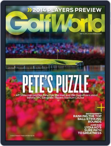 Golf World (Digital) April 29th, 2014 Issue Cover