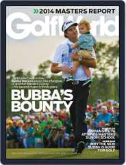 Golf World (Digital) Subscription April 15th, 2014 Issue