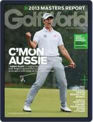 Golf World (Digital) Subscription April 18th, 2013 Issue