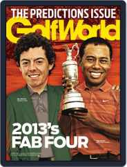 Golf World (Digital) Subscription January 11th, 2013 Issue