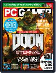 PC Gamer (US Edition) (Digital) Subscription October 1st, 2019 Issue