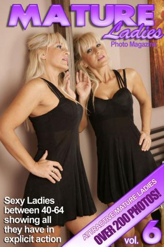 Mature Ladies Adult Photo February 1st, 2017 Digital Back Issue Cover