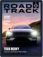 Road & Track Magazine (Digital) Subscription June 1st, 2020 Issue