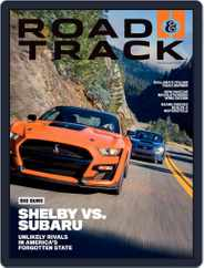 Road & Track Magazine (Digital) Subscription February 1st, 2020 Issue