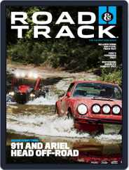 Road & Track Magazine (Digital) Subscription October 1st, 2019 Issue