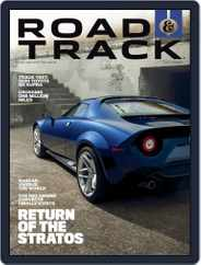 Road & Track Magazine (Digital) Subscription September 1st, 2019 Issue