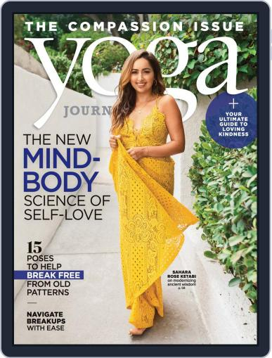 Yoga Journal (Digital) January 1st, 2020 Issue Cover
