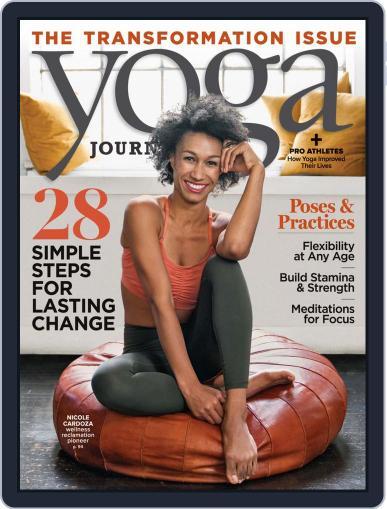 Yoga Journal (Digital) September 1st, 2019 Issue Cover