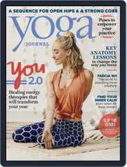 Yoga Journal (Digital) Subscription January 2nd, 2018 Issue