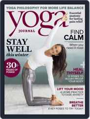 Yoga Journal (Digital) Subscription November 21st, 2017 Issue