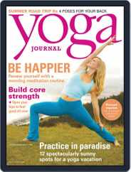 Yoga Journal (Digital) Subscription May 8th, 2012 Issue