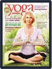 Yoga Journal (Digital) Subscription February 16th, 2010 Issue