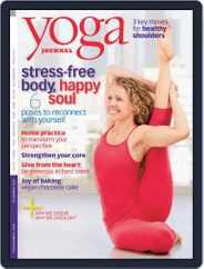 Yoga Journal (Digital) Subscription November 24th, 2009 Issue