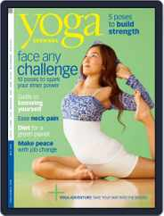 Yoga Journal (Digital) Subscription March 27th, 2009 Issue