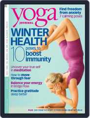 Yoga Journal (Digital) Subscription November 25th, 2008 Issue