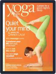 Yoga Journal (Digital) Subscription July 15th, 2008 Issue