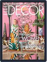 ELLE DECOR (Digital) Subscription January 1st, 2020 Issue