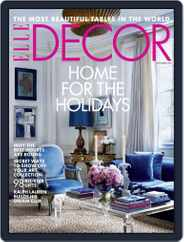 ELLE DECOR (Digital) Subscription December 1st, 2019 Issue