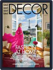 ELLE DECOR (Digital) Subscription September 1st, 2019 Issue