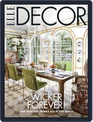 ELLE DECOR (Digital) Subscription July 1st, 2019 Issue