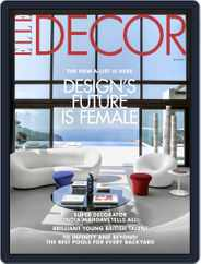 ELLE DECOR (Digital) Subscription June 1st, 2019 Issue