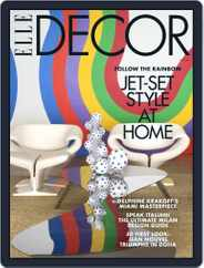 ELLE DECOR (Digital) Subscription May 1st, 2019 Issue