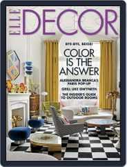 ELLE DECOR (Digital) Subscription April 1st, 2019 Issue