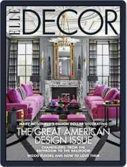 ELLE DECOR (Digital) Subscription March 1st, 2019 Issue