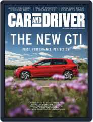 Car and Driver (Digital) Subscription August 1st, 2020 Issue