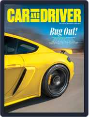 Car and Driver (Digital) Subscription June 1st, 2020 Issue