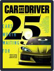 Car and Driver (Digital) Subscription May 1st, 2020 Issue