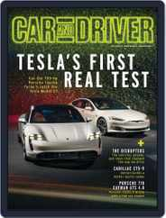 Car and Driver (Digital) Subscription April 1st, 2020 Issue